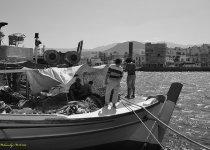 """Город Агиос-Николаос. о.Крит, август 2014 г. Из серии """"Мои Фото-трофеи разных лет"""""""