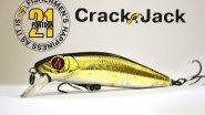 Обзор воблера Pontoon 21 CrackJack 78 SP-SR