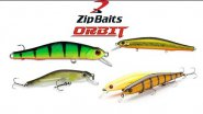 Воблер ZipBaits Orbit. Underwater Lure Action