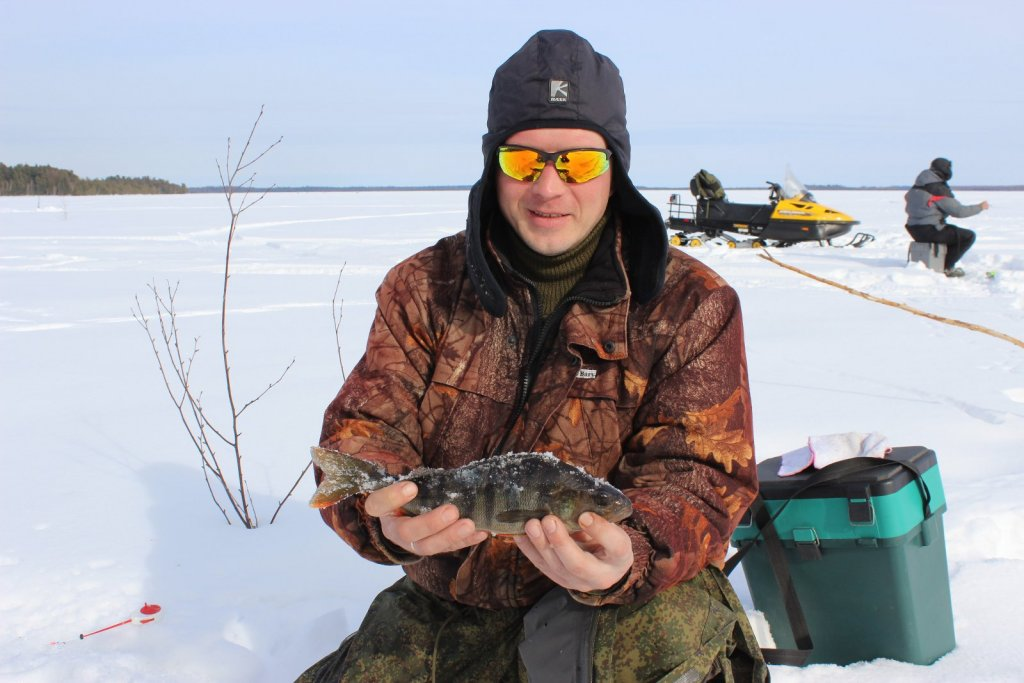 Где порыбачить в Томской области
