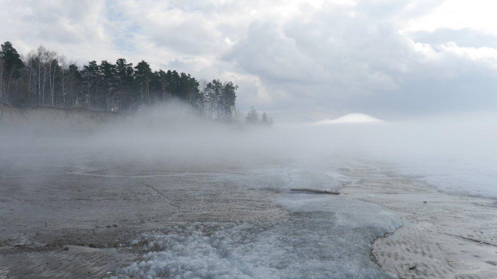 """Туман на """"Камнях"""""""