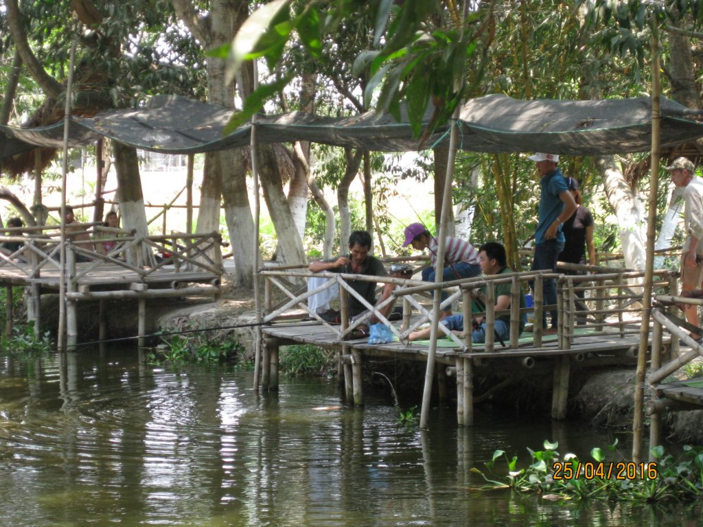 Вьетнамский пикник