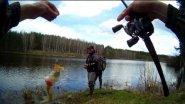 Рыбалка со stigan'ом - Трудовое шнурье