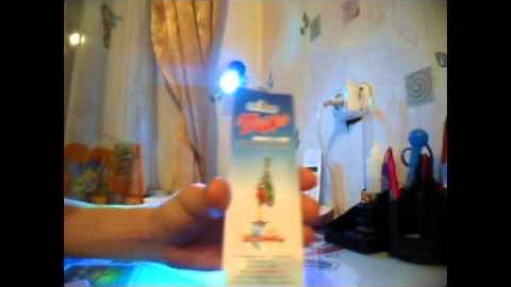 Пришла посылка с интернет-магазина spinningline.ru