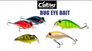 Воблер Owner C'ultiva Bug Eye Bait под водой
