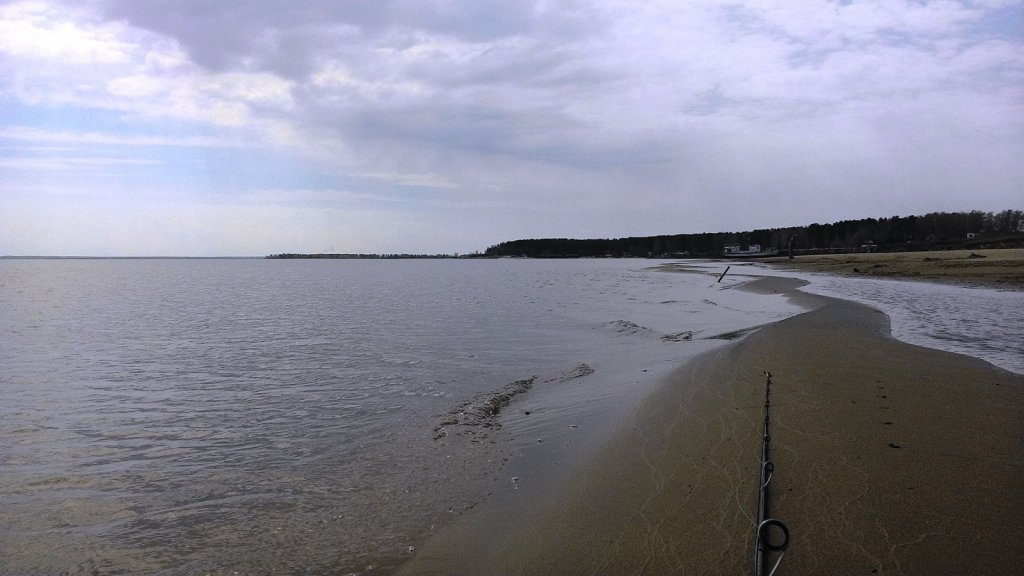 В Боровом есть море