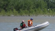 Тест-драйв лодки