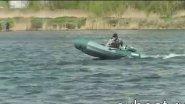 Надувная моторная лодка Аквилон (AQUILON) СВ300 и Yamaha 3