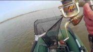 последняя рыбалка перед запретом 16.04.2016 Заельцовский ПКиО
