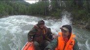 Река Белая, рыбалка на хариуса / Рыбалка на Алтае.