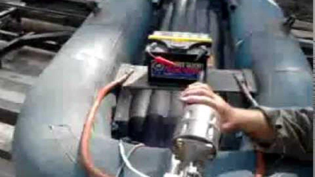 Супер лодочный двигун