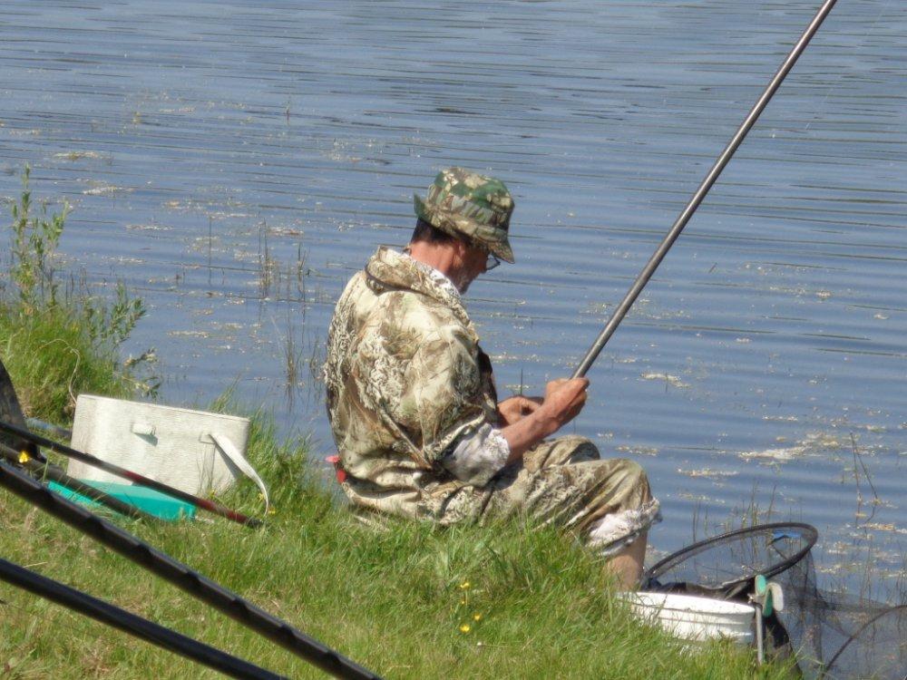 Хорошая рыбалка новосибирск