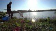 Рыбалка в Топтушке.