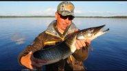 Рыбалка на Северной Сосьве