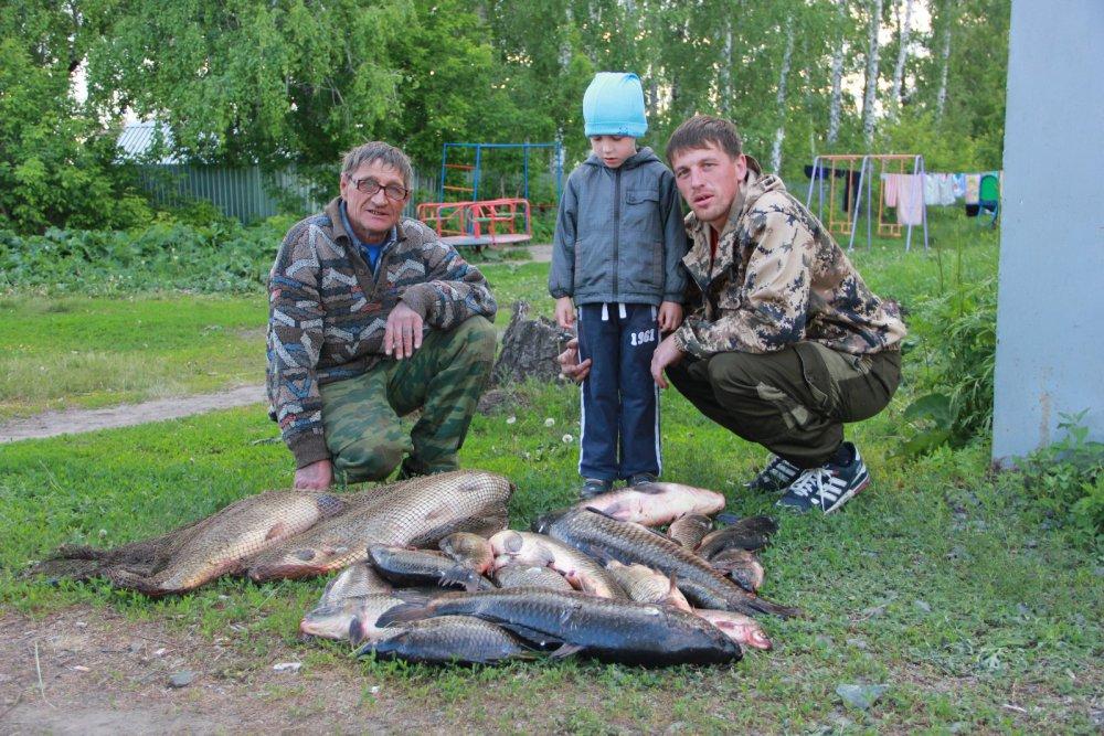 Рыба с р,каргат Здвинского р-на.31 мая.