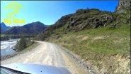 Горный Алтай. Дорога в горах: Ороктойский мост - Еланда