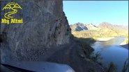 Горный Алтай, дорога в Инегень