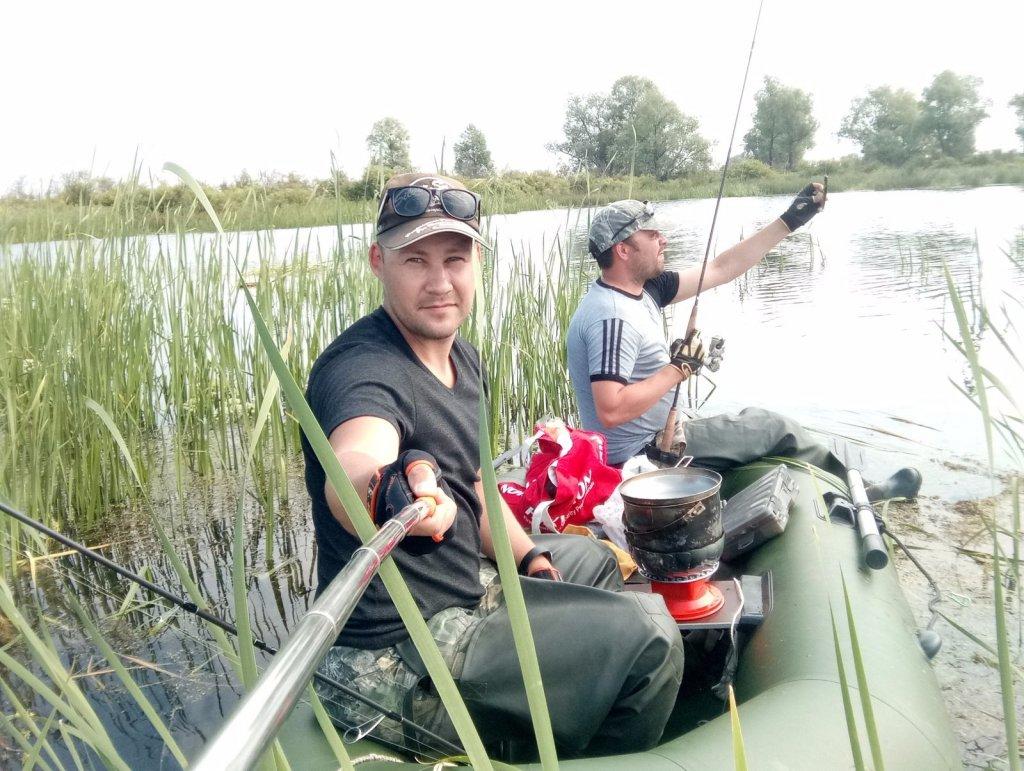 Сварить дошик посреди озера? да без проблем!!!))