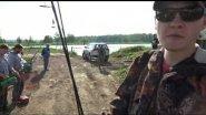 Соревнование по рыбалке на оз.