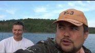 Рыбалка на озерах за Кедровкой