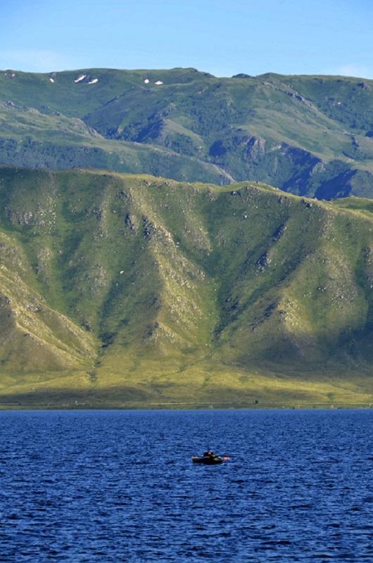 Бухтарминское водохранилище 2