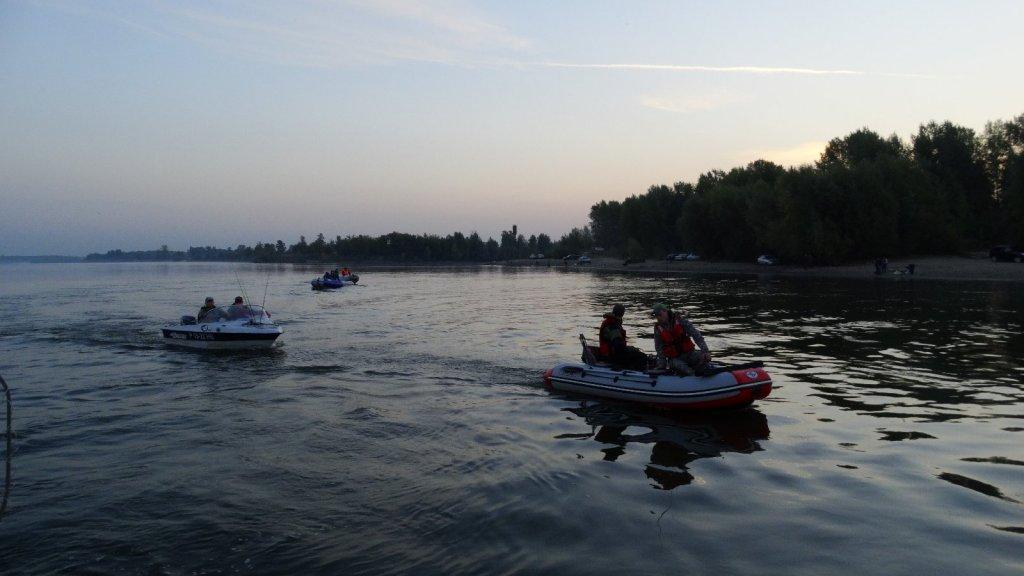 Немного фотографий с чемпионата НСО по спиннингу с лодок с первого тура