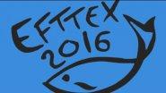 Константин Кузьмин. EFTTEX 2016 - 35-я Международная выставка рыболовного оборудования и технологий.