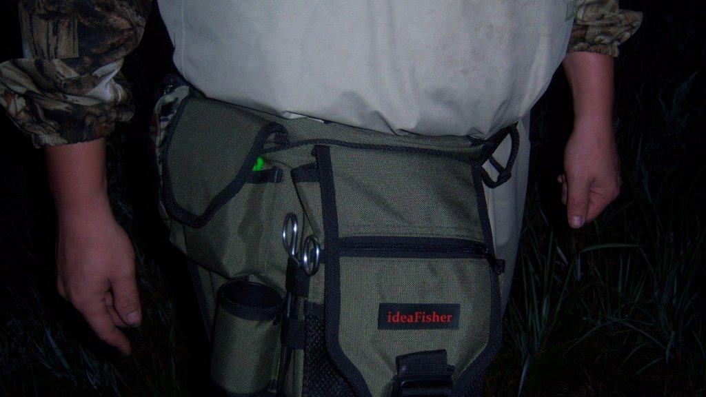STAKAN S55 , как закончились мои муки выбора поясной сумки для ходовой рыбалки