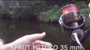 Ловля окуня на микроджиг. Приманки TM Sprut