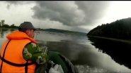 Рыбалка на Томи в районе д. Порываевка