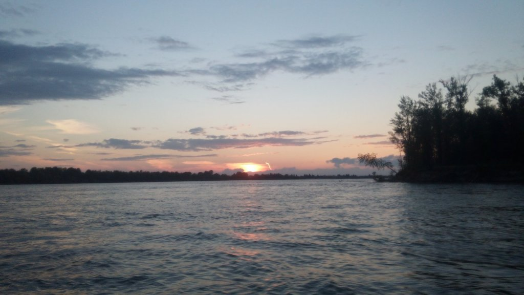 Теплый летний вечер 18.08.16