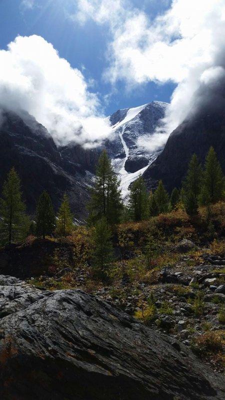 Алтай горы.