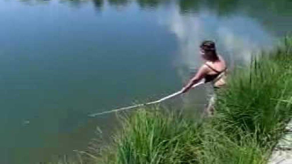 Австрийская рыбалка