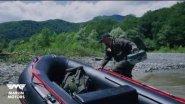 Большой тест-драйв на горной реке лодка SMARINE STRONG! Самое экстремальное видео!!!