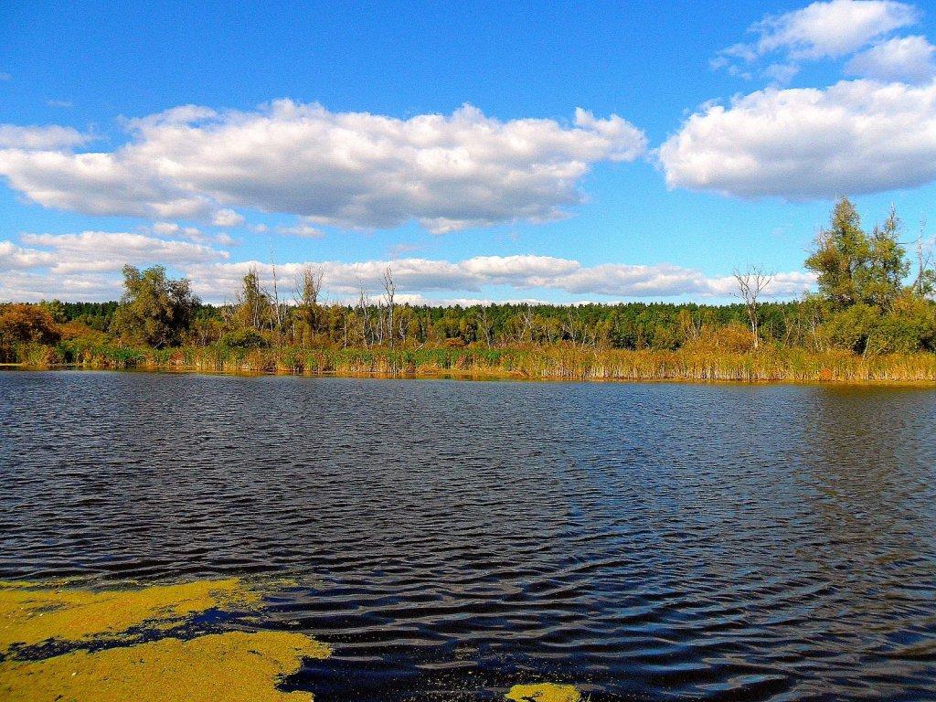 озеро Калиновое...