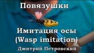 Повязушки. Имитация осы (Wasp imitation)