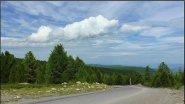 Горный Алтай. Улаганский перевал...