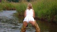 ТОП 7 Девушки на Рыбалке ловят МОНСТРОВ!!!
