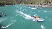 Средняя Катунь / два Солара и Выдра / рыбалка, отдых, водометная покатушка.