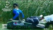 Необычная лодка smarine fishing