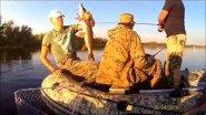 Рыбалка на притоках Оби. День первый.