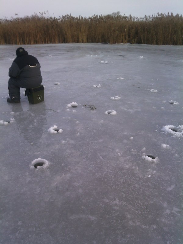 На малых реках Сибири!