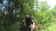 ловля ленка на вертушку
