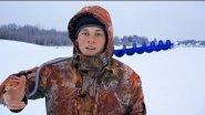 Зимняя Рыбалка на Подлещика – Ловля Белой Рыбы Зимой на Течении (Клёв) / Catching Bream – MF №87