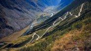 Спуск в долину Челушмана , перевал Кату-Ярык. (Советы для начинающих автотуристов)