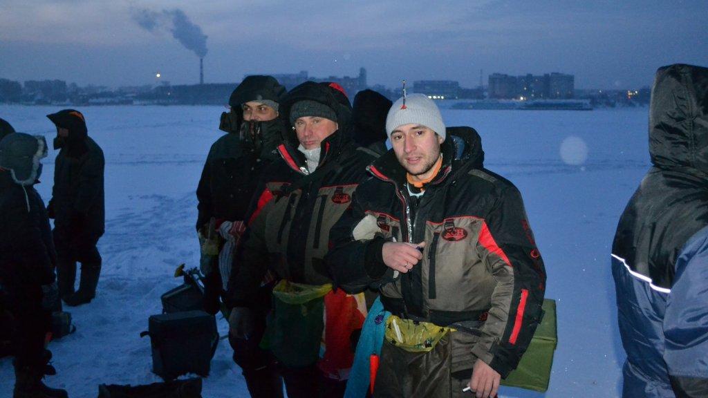 Фотоотчёт с Открытого Кубка г.Новосибирска 14.01.17г