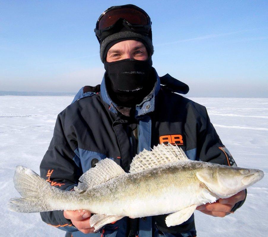 Хороший день на рыбалке в верхах ОВХ