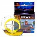 Шнур Aqua PE Ultra Elite M-8 0.12