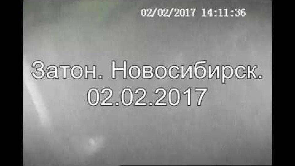 Затон. Новосибирск. 02.02.2017