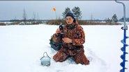Ловля Щуки на Жерлицы Зимой – Рыбалка на Щуку в Глухозимье / Catching Pike on Live Bait in Winter